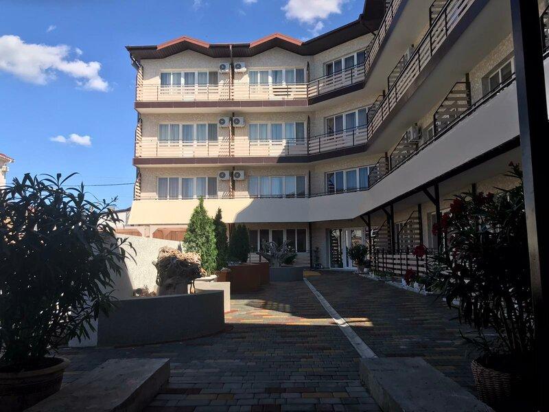 Отель Meduza Club