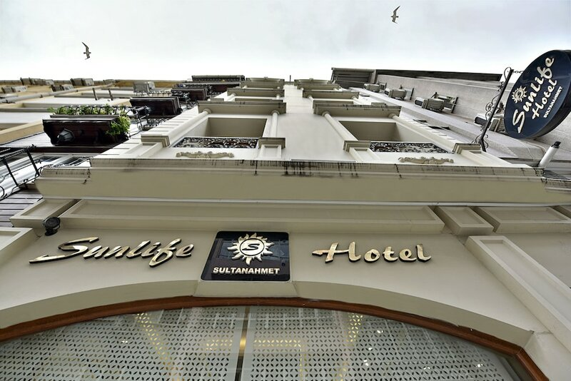 Sunlife Hotel Old City