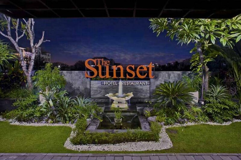 The Sunset Hotel Bali