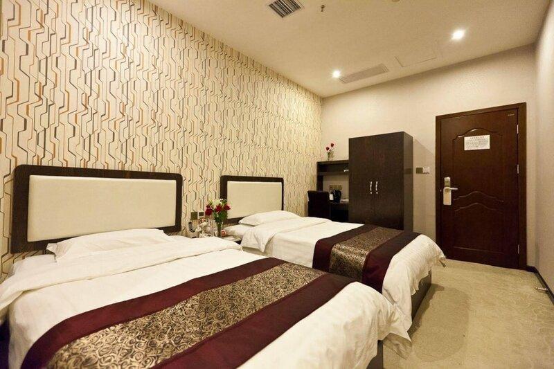 Elan Hotel Wuhan Wangjiawan