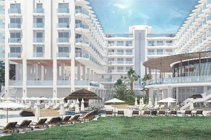 Отель NissiBlu Beach