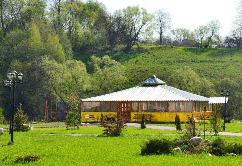 дом отдыха — Олимп — деревня Малое Уварово, фото №5