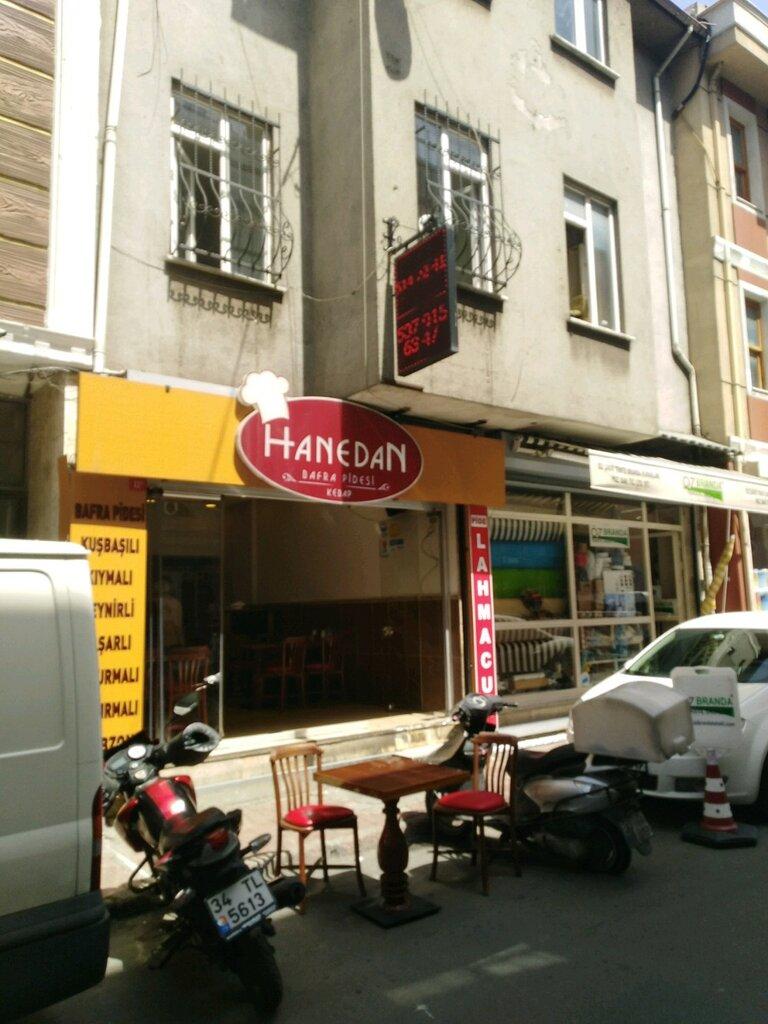restoran — Hanedan Bafra Pidesi Kebap — Fatih, foto №%ccount%