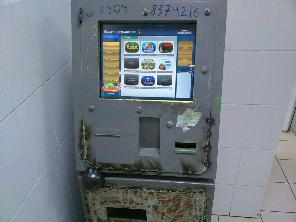Игровые автоматы оборудование