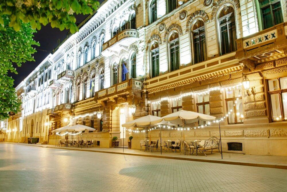 гостиница — Отель Лондонская — Одеса, фото №4