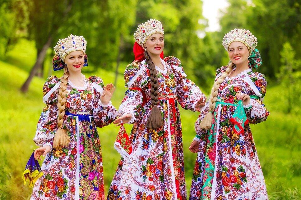 Сценические русские народные костюмы фото