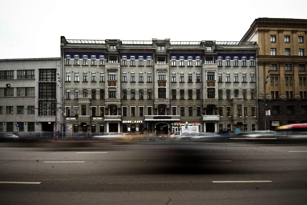 музей — Музей М.А. Булгакова — Москва, фото №2