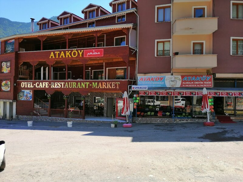 Atakoy Hotel Cafe Restaurant