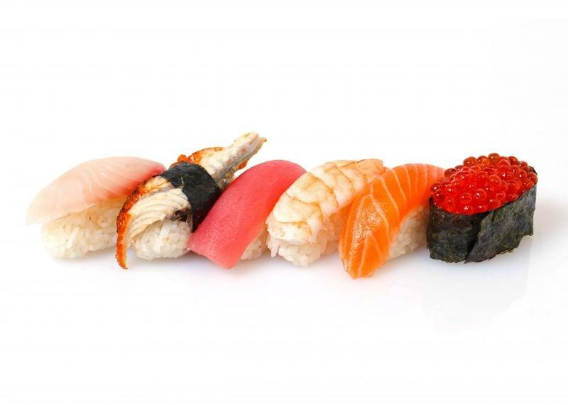 суши-бар — Шиитаке — Тула, фото №1