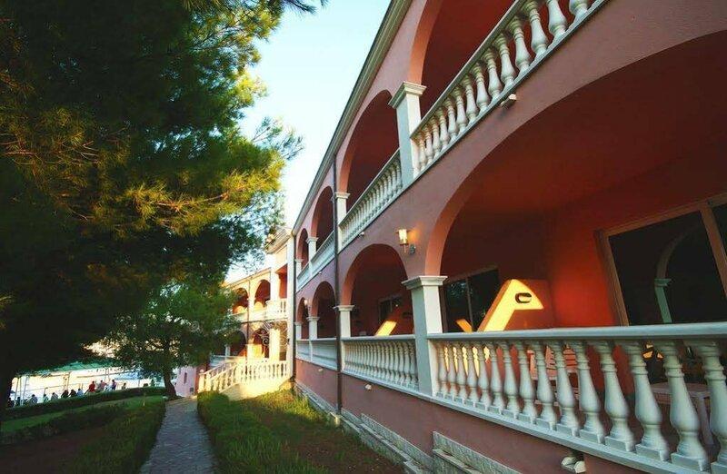 MArina Frapa hotel Kopno