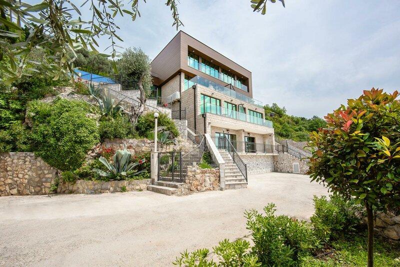 Adria Lux Apartments Sveti Stefan