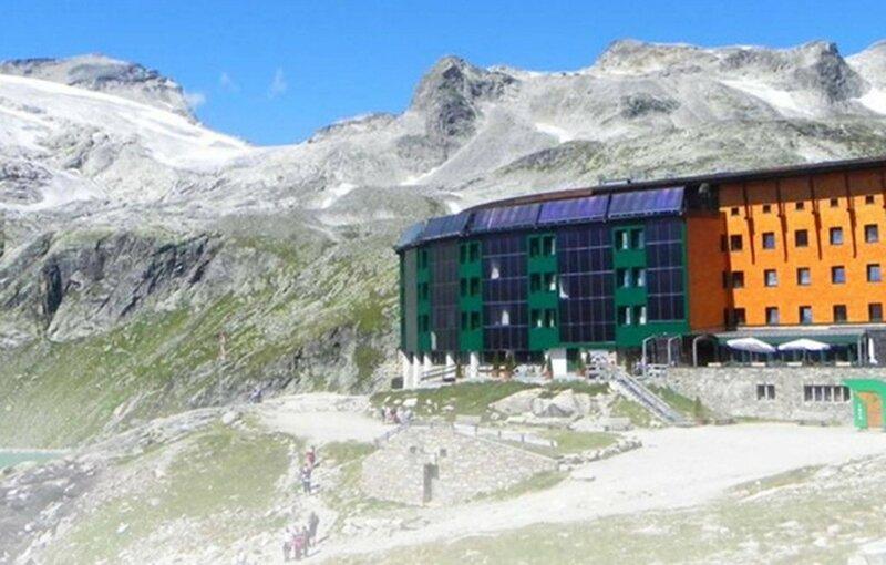 Berghotel Rudolfshutte