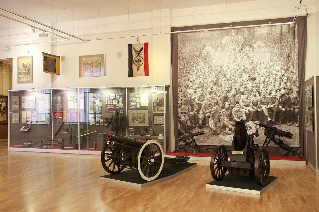музей — Государственный центральный музей современной истории России — Москва, фото №6