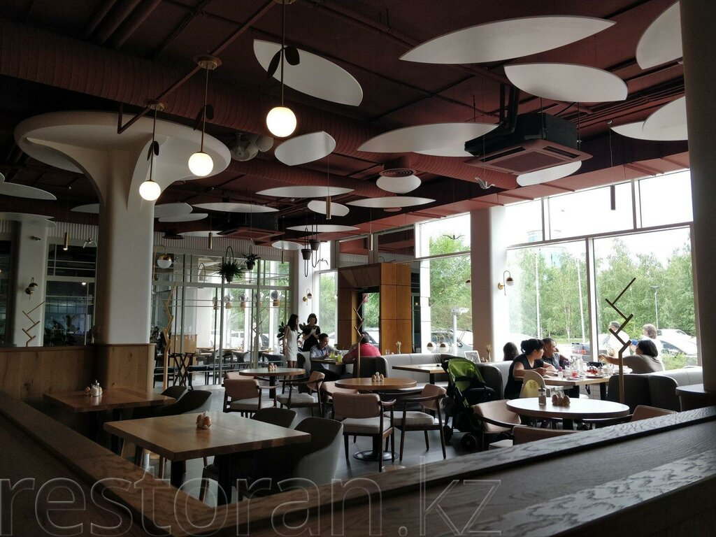 кафе — Коктем — Нур-Султан (Астана), фото №1