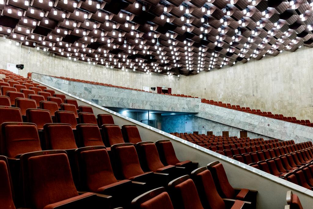 концертный зал — Останкино — Москва, фото №1