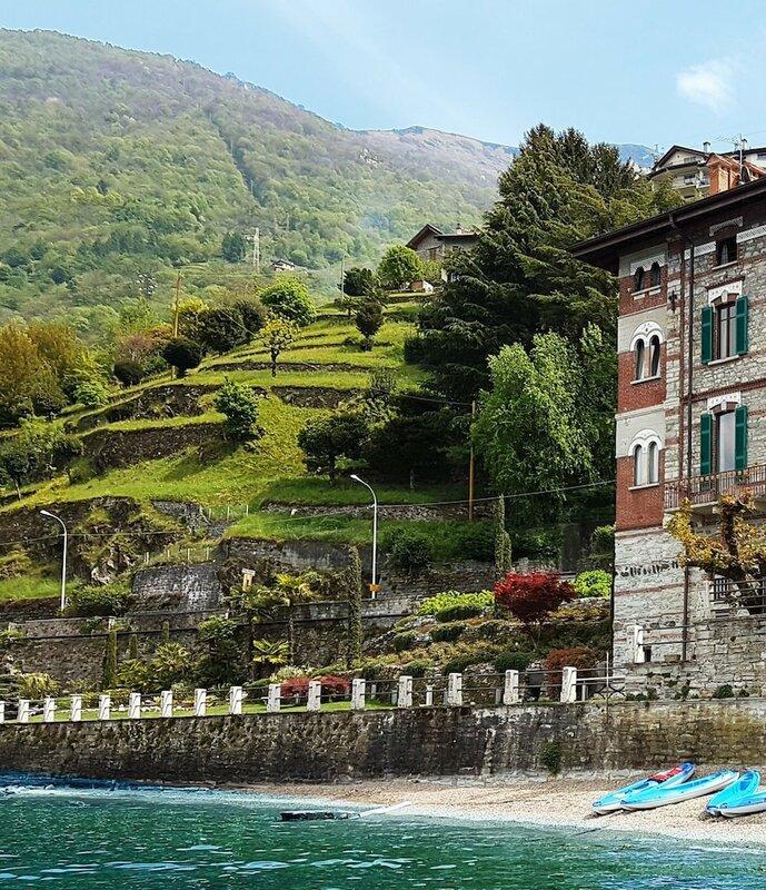 Villa Marina - Como Lake
