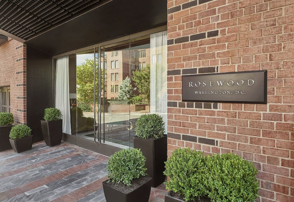 гостиница — Rosewood Washington, D. C. — Вашингтон, фото №1