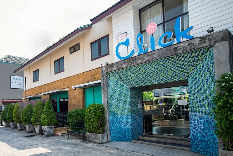 Oyo 345 The Click Guesthouse at Chalong