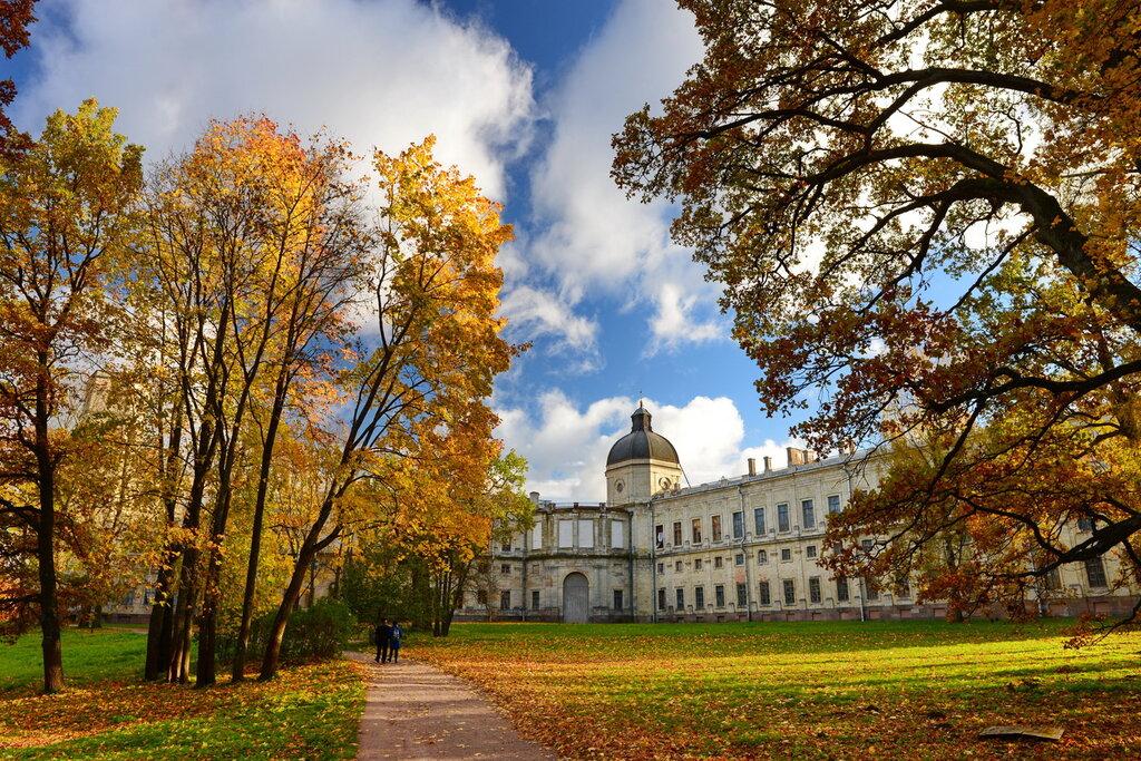 музей — Большой Гатчинский дворец — Гатчина, фото №1