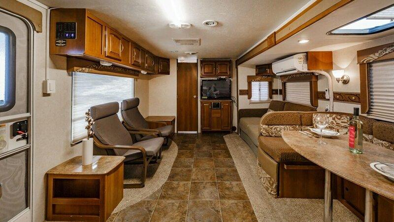Hajodae Camping Car
