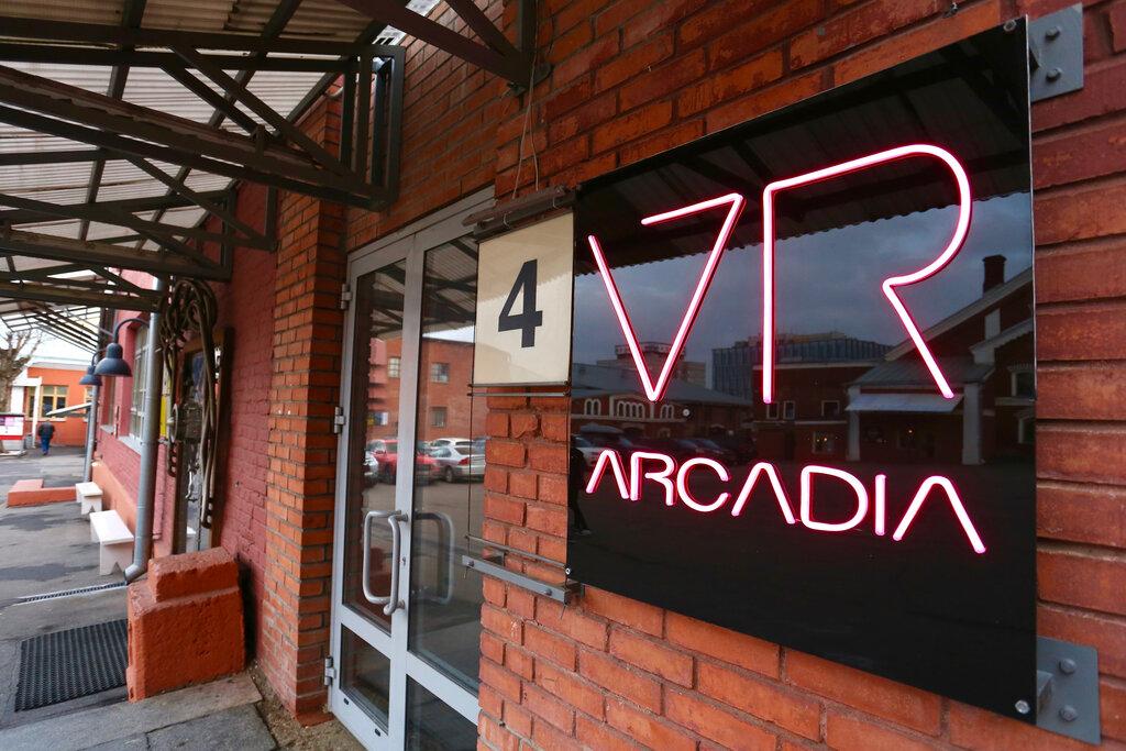 клуб виртуальной реальности — Аркадия — Москва, фото №1