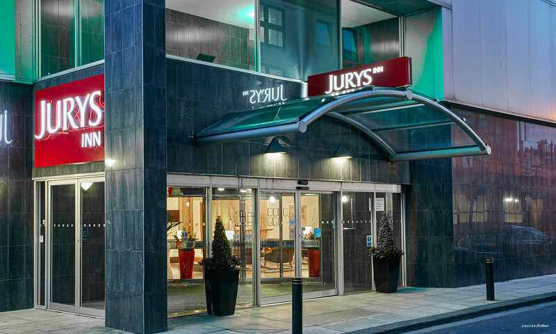 Jurys Inn Belfast