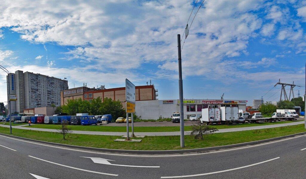 Панорама спортивный клуб, секция — Cubus — Москва, фото №1