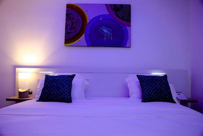 Hotel Ahoefa King Salomon Garden