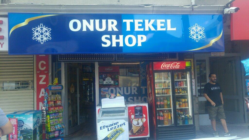 i̇çki satış mağazaları, tekel bayileri — Onur Tekel — Bakırköy, photo 1