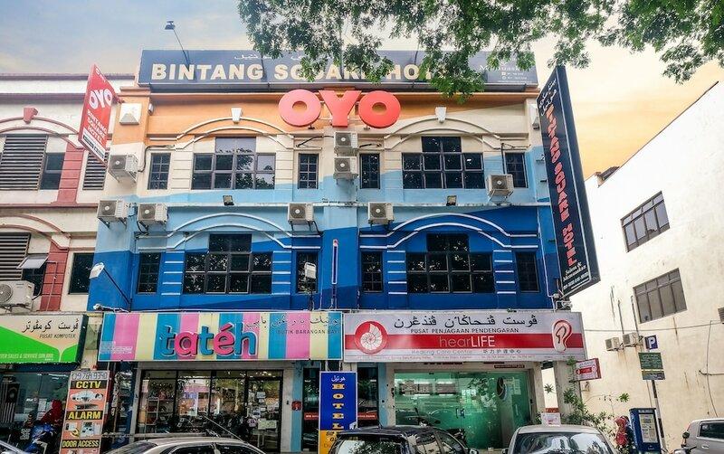 Oyo 881 Bintang Square Hotel