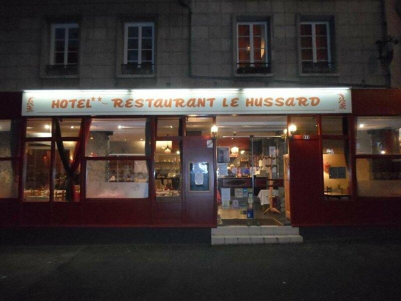 Hôtel Restaurant le Hussard