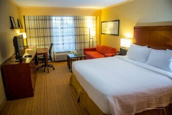 Courtyard by Marriott Springfield Downtown
