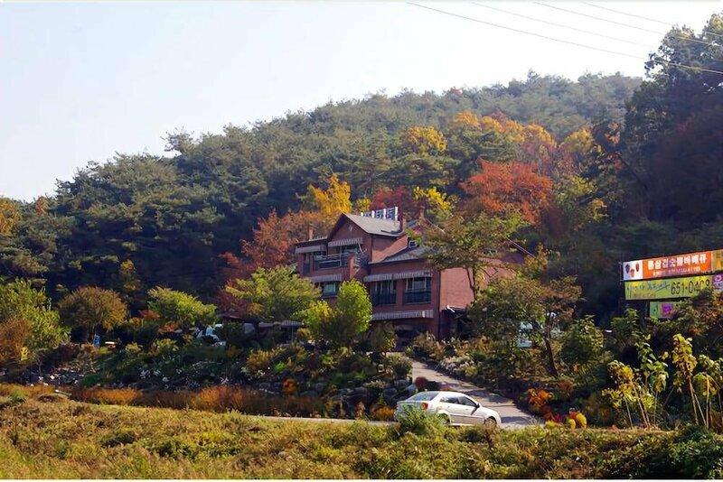 Jecheon Sineka Green Plant Pension