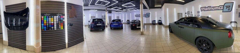 тонирование стёкол — Platinum Garage — Санкт‑Петербург, фото №2