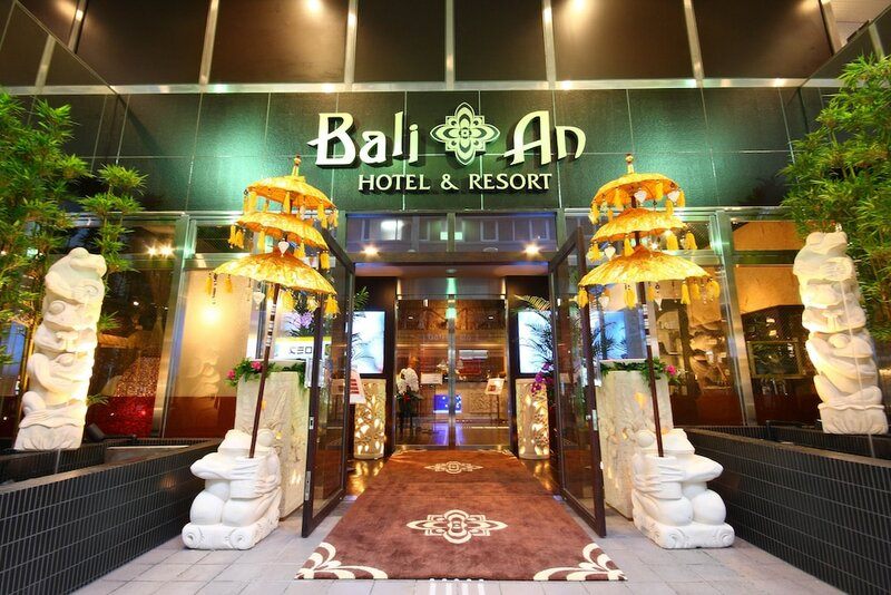 Hotel Bali An Resort Chiba Chuo - Adults Only