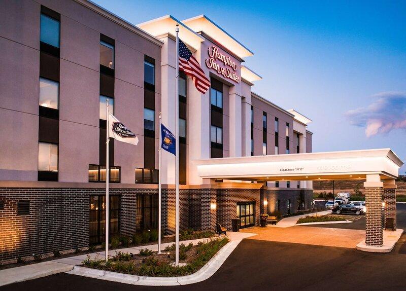 Hampton Inn And Suites At Wisconsin Dells Lake Del