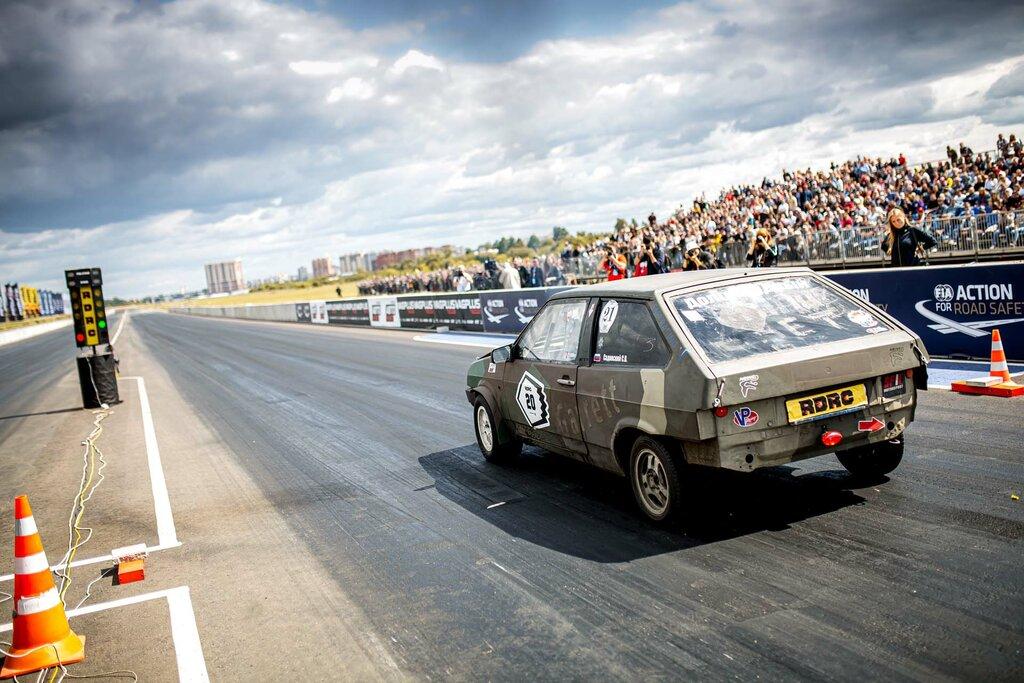 спортивный комплекс — RDRC Racepark — Москва и Московская область, фото №1