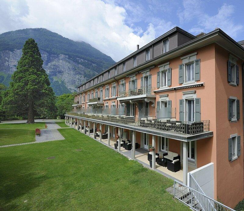 Grand Hôtel des Bains de Lavey