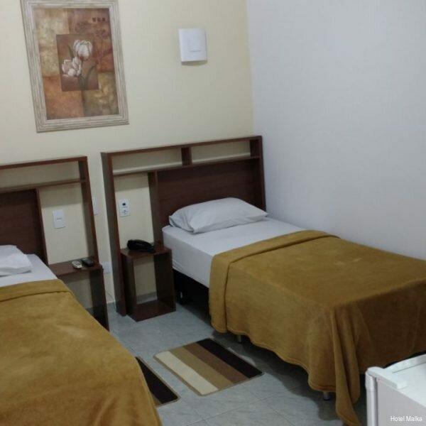 Hotel Malka - Próximo Expo Center Norte