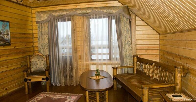 гостиница — Ecocomplex Sdl — Тверская область, фото №2