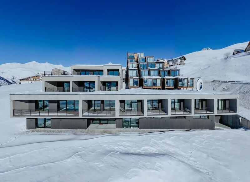 Quadrum Ski & Yoga Resort