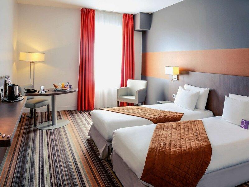 Mercure Bordeaux Cité Mondiale Centre Ville Hotel