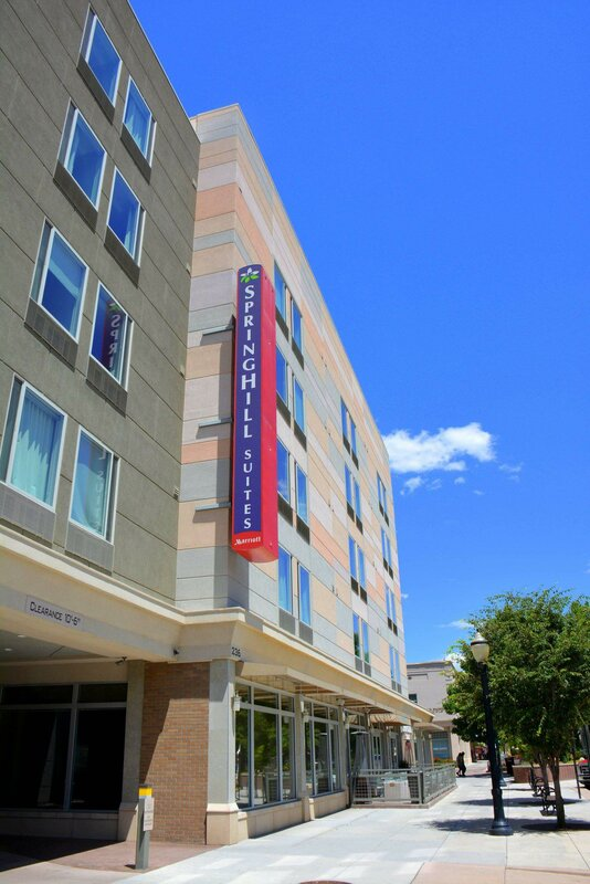 SpringHill Suites by Marriott Grand Junction Downtown/Historic Main St