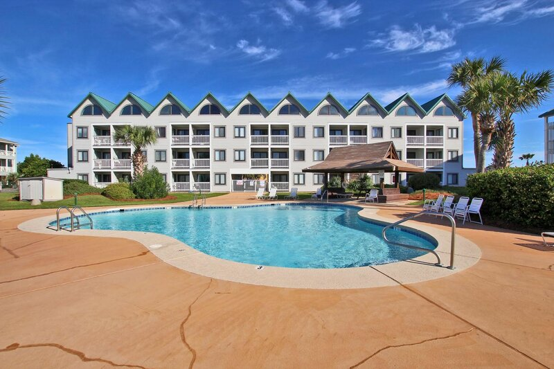 Gulf Shores Plantation 1369 + Loft by Youngs Suncoast