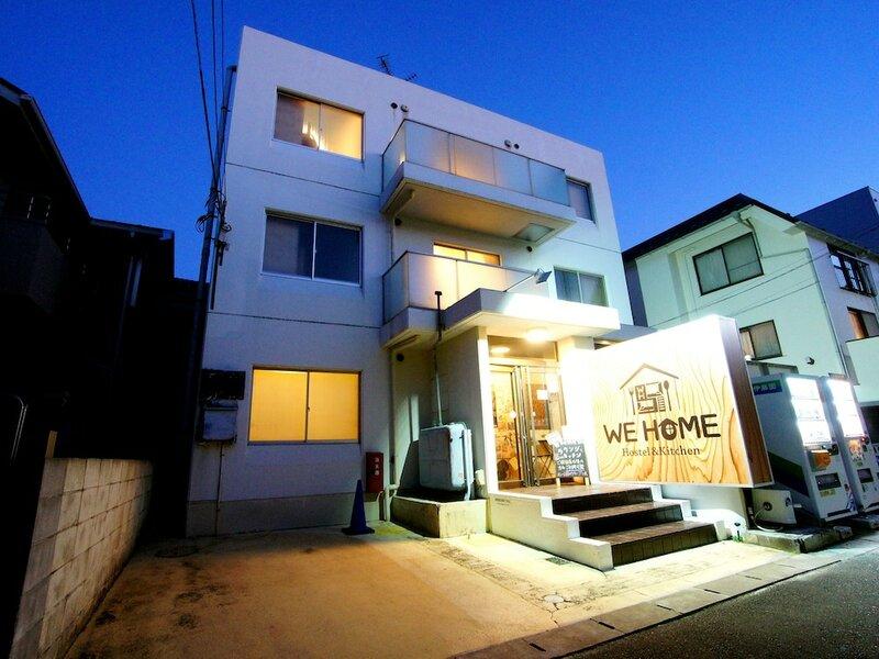 We Home Hotel + Hostel & Kitchen