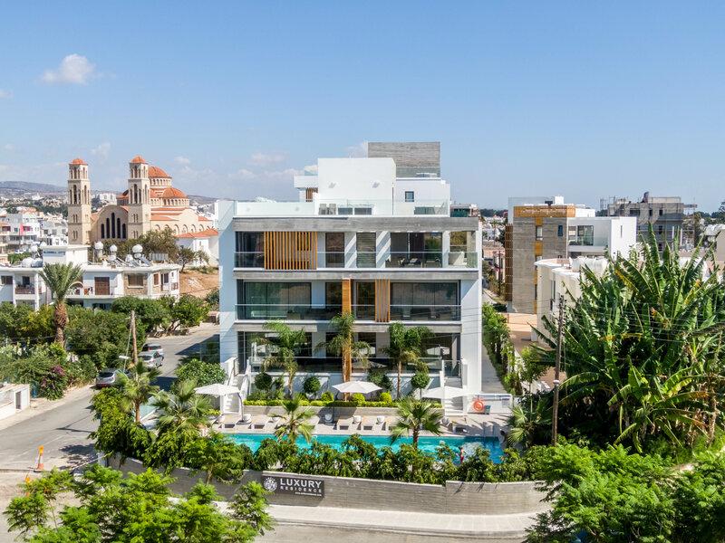 Апартаменты Sofia Luxury Residence