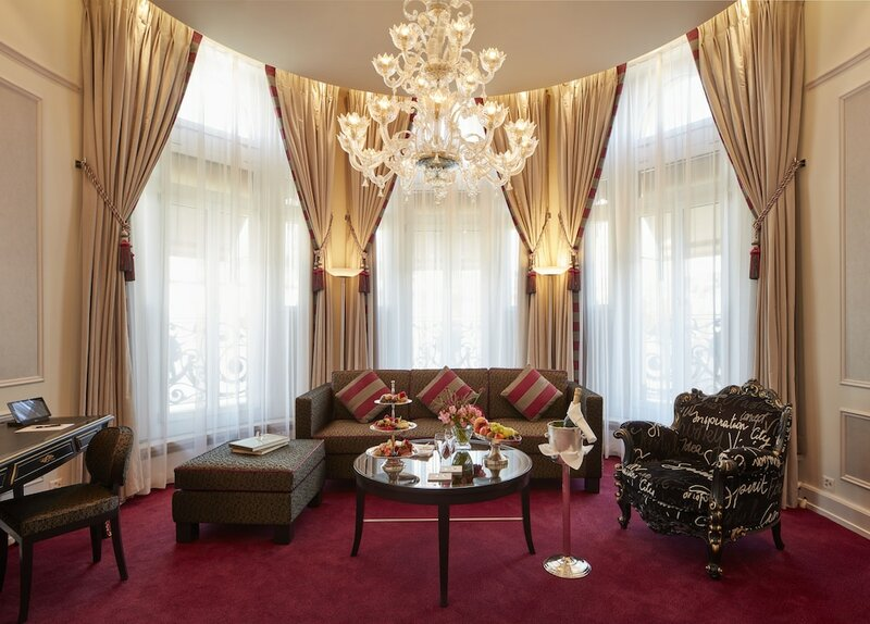 The Dufour Suites & Rooms by Hotel Schweizerhof