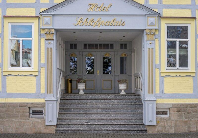Бутик-Отель Schlosspalais