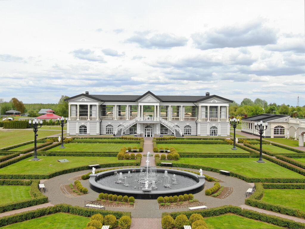 гостиница — Парк-отель Версаль — Минская область, фото №2