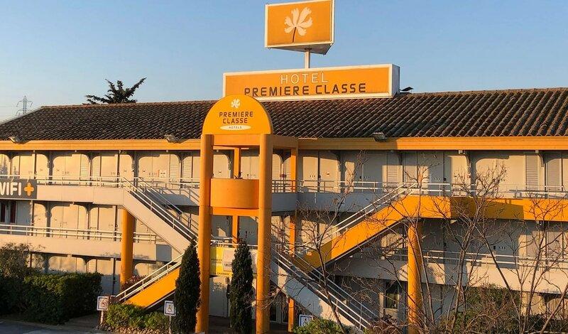 Premiere Classe Montpellier Ouest - Saint Jean de Védas